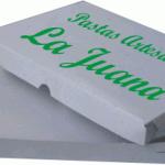 Caja de cartón para Ravioles